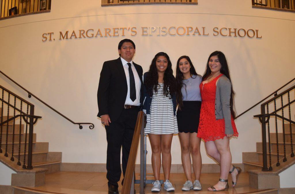 Tartan Support Group Dinner Celebrates Graduating Seniors
