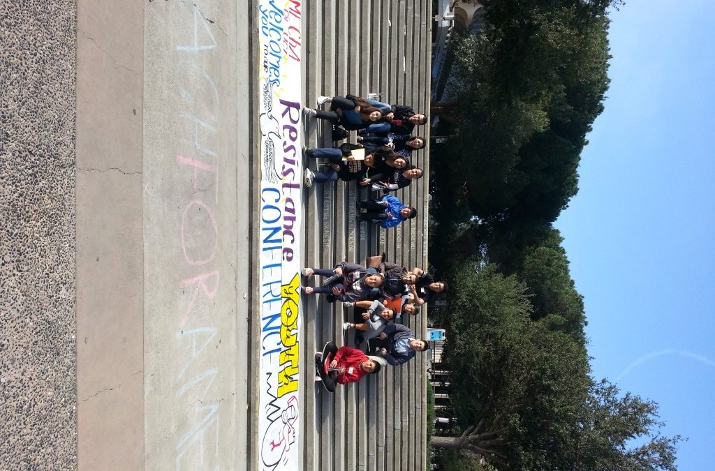 Breakthrough Attends UCI Youth Conference