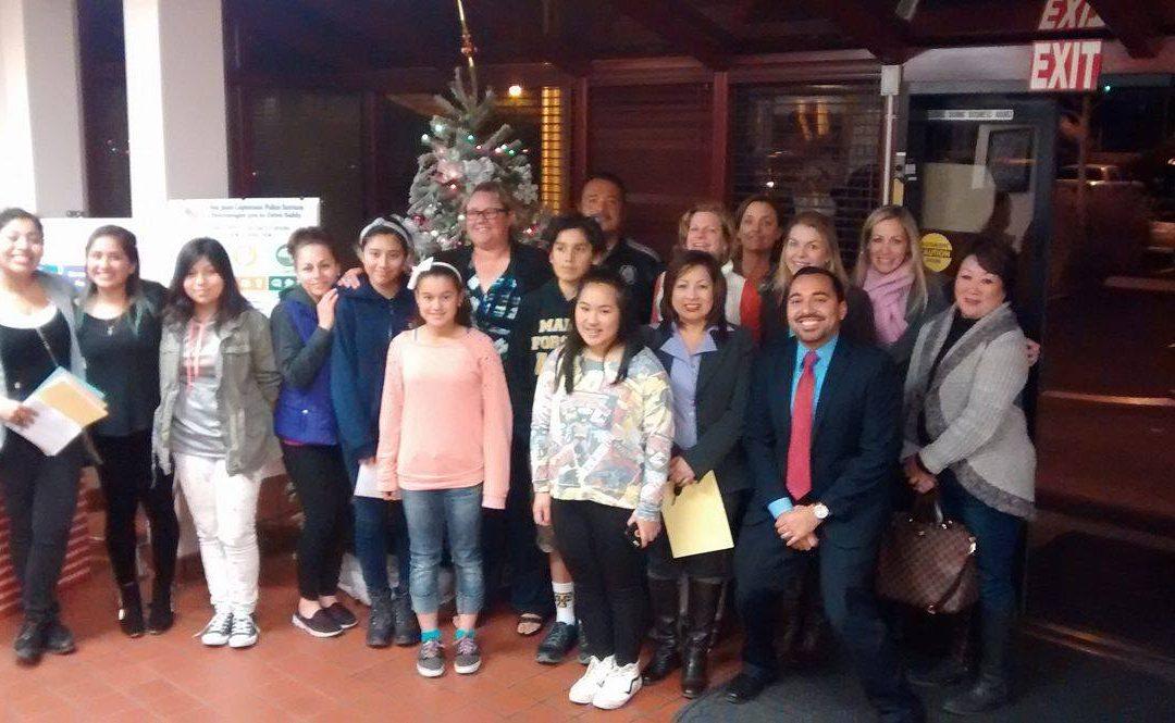 Breakthrough SJC Presents at San Juan Capistrano City Council