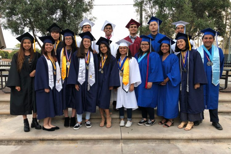 Breakthrough First-Year College Students Receive Scholarships
