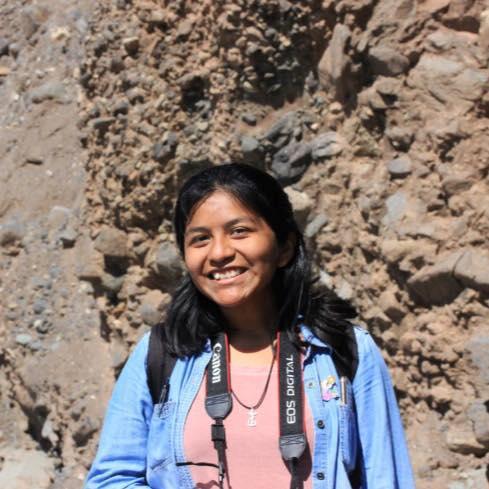 My First Week of College: Maite Garcia